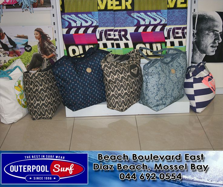 Beautiful beach bags are available in store. #BeachBags #Summer #Bags