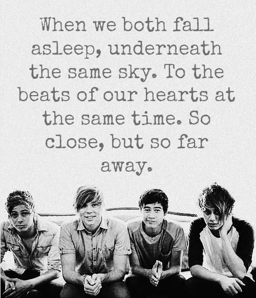 One of my absolute favorite 5sos song quotes #lovequotes