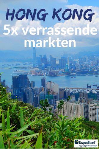 5x verrassende markten in Hong Kong || Expedia Insider Tips
