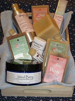 The Great Canadian Soap Co. | Welcome PEI!