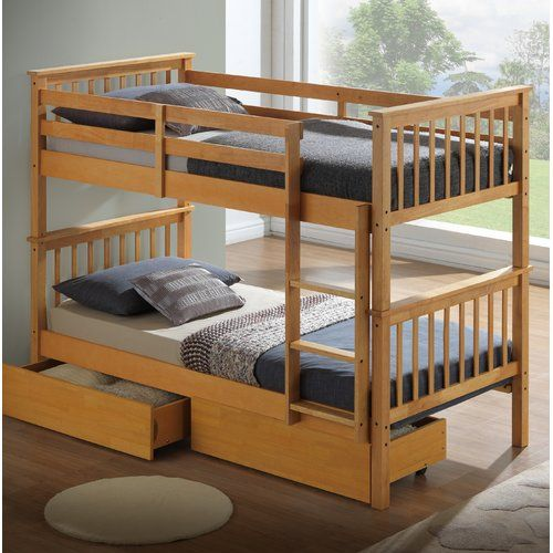 Isabelle Max Thomson Single Bunk Bed With Drawers Bunk Beds