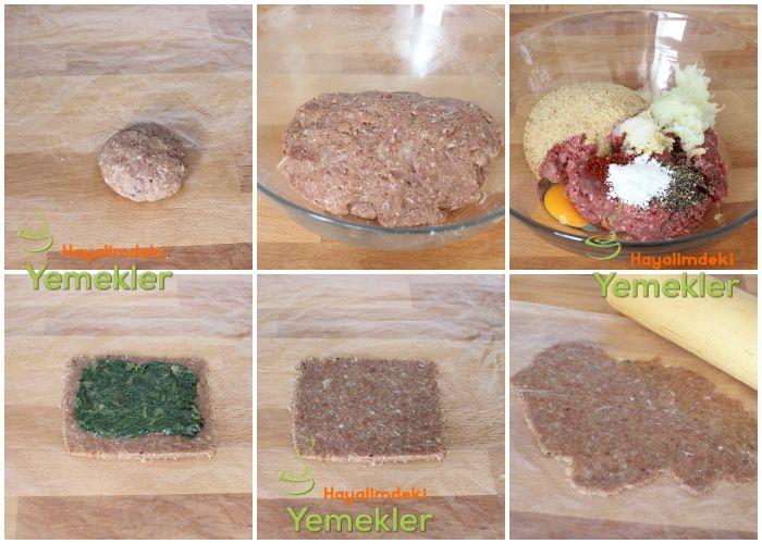 ıspanaklı köfte nasıl yapılır