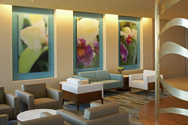 Palomar Medical Center West Patient Floor Lobby