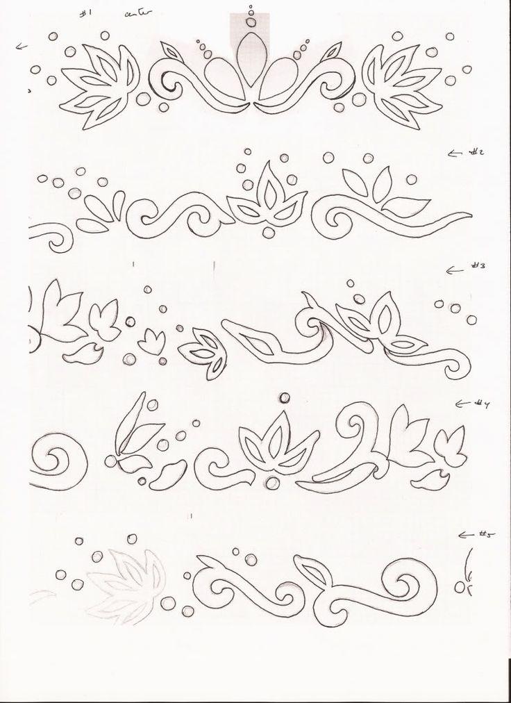 Rapunzel Dress/sleeve patterns | Costume: Rapunzel | Pinterest