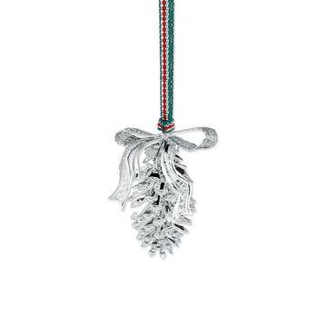 LW9005 Pine Cone Decoration - Christmas from Newbridge Silverware online Giftware store Ireland
