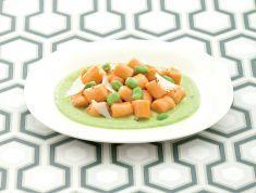 Gnocchi alle carote in crema di fave fresche - Tutte le ricette dalla A alla Z - Cucina Naturale - Ricette, Menu, Diete