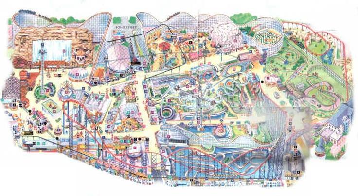 d0f321225011c91d70b1ebaeae6971b3 Map Of Blackpool Pleasure Beach on map of bay beach amusement park, map of santa cruz beach boardwalk, map of blackpool illuminations, map of blackpool north,