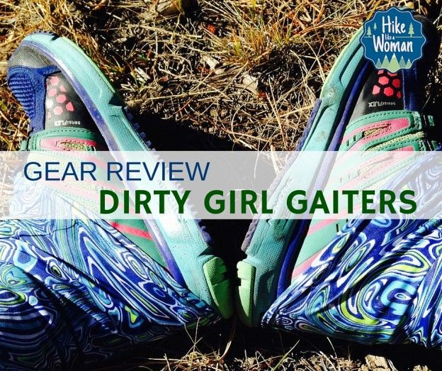 When Dirty Girl Gaiters opted to sponsor our #Hike2015 challenge last summer and throw in a pair of gaiters for me too I couldn't resist the opportunity to try them. I had heard amazing things about Dirty Girl gaiters and was anxious to put them to the test. - See more at: http://hikelikeawoman.net/2015/10/dirty-girl-gaiters-gear-review/#sthash.nqV0I3rL.dpuf