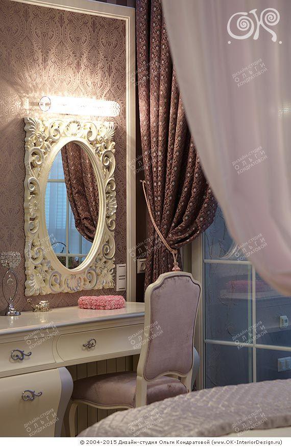 Дизайн спальни. Современные идеи интерьера http://www.ok-interiordesign.ru/ph18_bedroom_interior_design.php