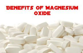 8 Special Benefits of Magnesium Oxide