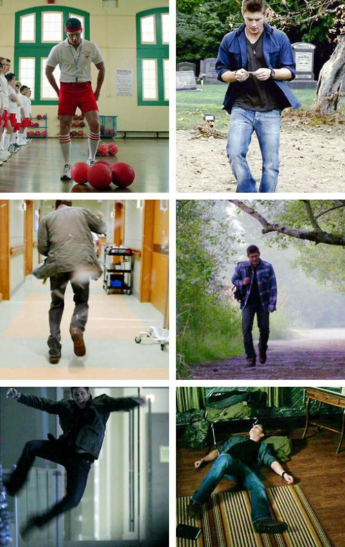 I want to make a Supernatural Collage for my room.
