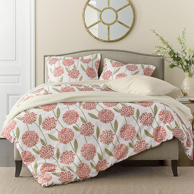 Charlotte Flannel Duvet Cover The Company