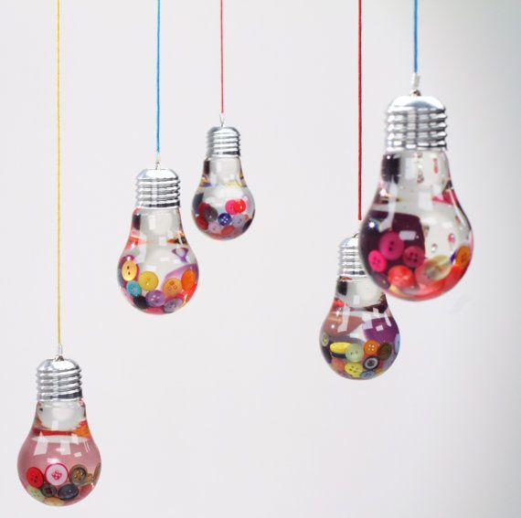 Lightbulb decoration