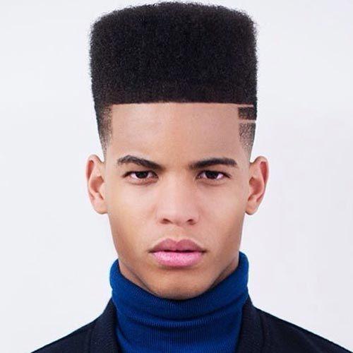 high-top-fade-haircuts-for-black-men   HaircutInspiration.com