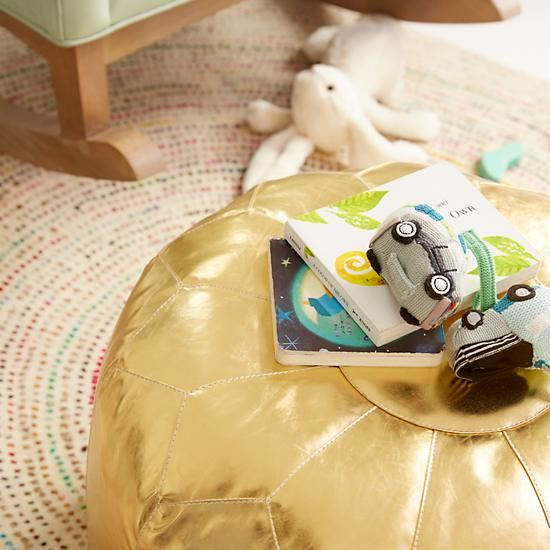 25 best gold pouf ideas on pinterest cheap apartment ideas budget couches for cheap and. Black Bedroom Furniture Sets. Home Design Ideas