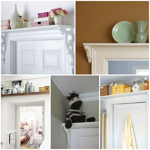 How to make doorway storage shelf step by step DIY tutorial instructions, How to, how to do, diy instructions, crafts, do it yourself, diy website, art project ideas