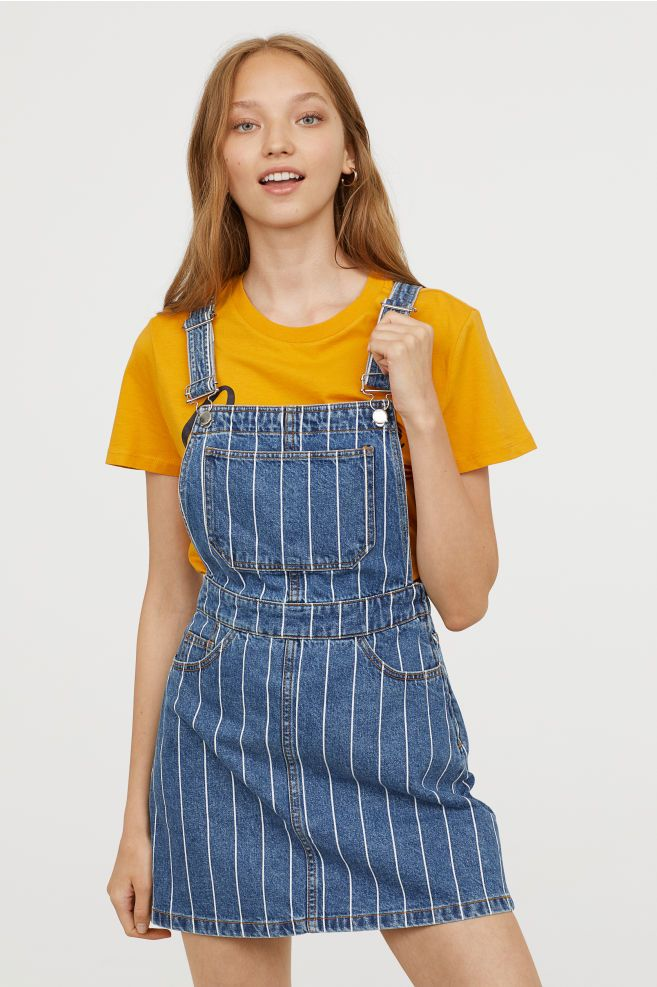 choose clearance wholesale dealer choose original Denim dungaree dress   Denim in 2019   Denim dungaree dress ...