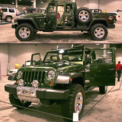 most ridiculous jeep mistake ever in waiting so long to decide whether to produce this or not... love this jeep gladiator!!!