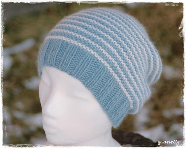 G-Anette's Kreativiteter: Vinterblå