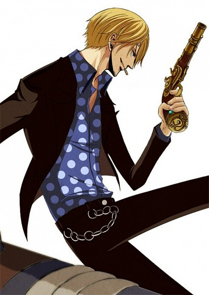 Sanji, Straw Hat Pirates, Strong World, One piece