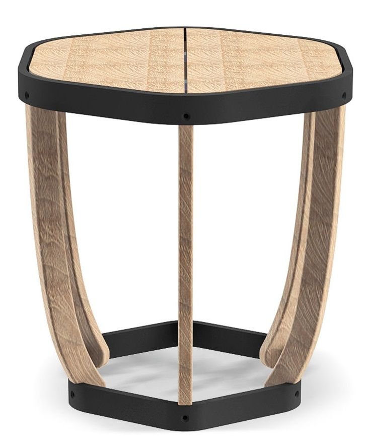 Swing coffeetable small bord från Ethimo hos ConfidentLiving.se
