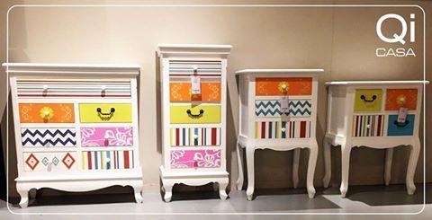 Sogni nel cassetto...? Custodiscili con amore in una delle nostre cassettiere. Per te un'ampia scelta tra linee e colori vivaci da posizionare negli angoli di casa tua.