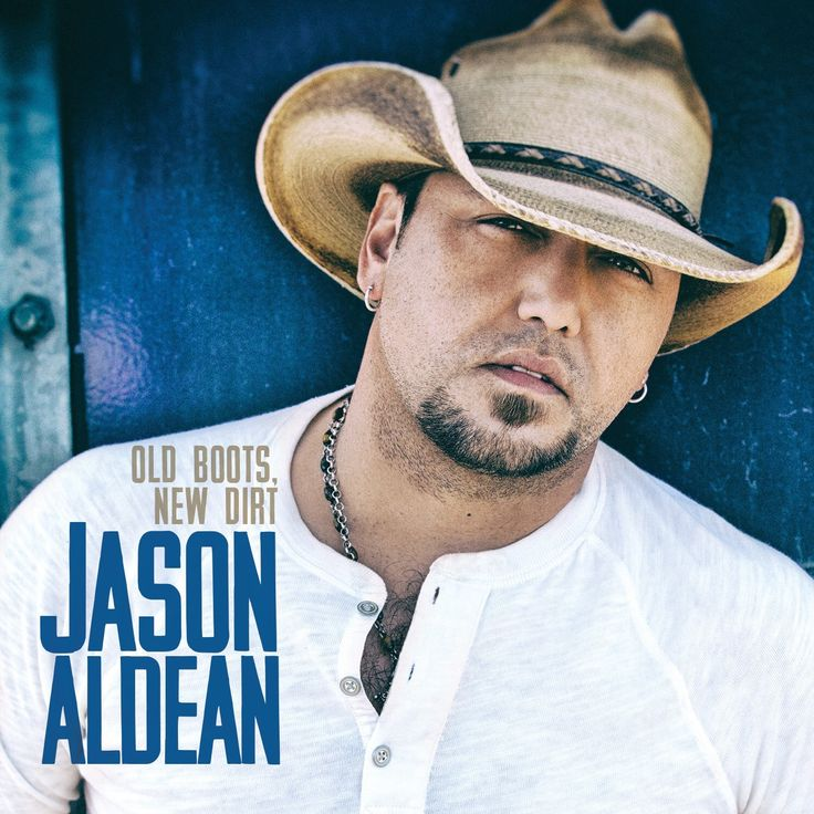 "My excitement for Jason's new album cannot be explained. I listened to the album on the buzzfeed live stream on September 2 and the songs are wonderful. They are the ""Jason Aldean songs"" he always has been singing! And I mean look how wonderful he looks on the album cover! OCTOBER 7TH. GO BUY IT THEN :)"