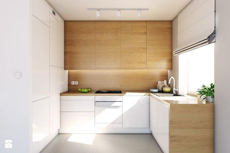 Kuchnia styl Nowoczesny - zdjęcie od Pracownia Projektowa MONO - Kuchnia - Styl Nowoczesny - Pracownia Projektowa MONO