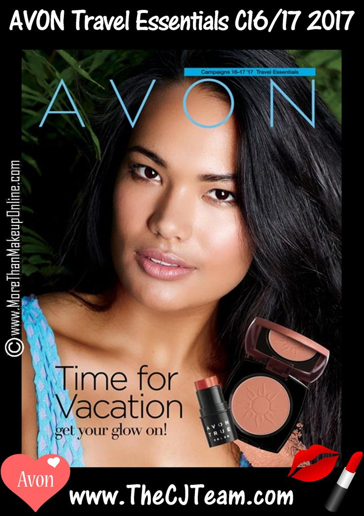 Avon Campaign 16/17, 2017 - Travel Essentials Avon Sales Flyer.  Shop early, these are only available WHILE SUPPLIES LAST!  Shop Avon Campaign 16 & 17, 2017 Outlet online July 6, 2017 through August 2, 2017. #Avon #CJTeam #Campaign16 #Campaign17 #C16 #ShopNow #Travel #TravelEssentials  #WhileSuppliesLast #AvonFlyer Sell Avon Online @www.cjteam.us. Shop Avon Online @ www.TheCJTeam.com