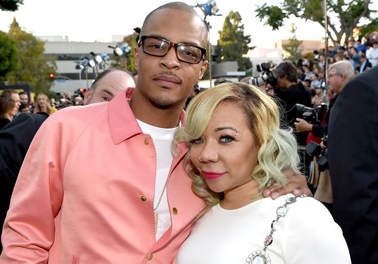 T.I. And Tameka 'Tiny' Cottle's Divorce Might Be Off - No Longer Sleep In Separate Bedrooms #T.I., #Tiny celebrityinsider.org #Entertainment #celebrityinsider #celebrities #celebrity #celebritynews