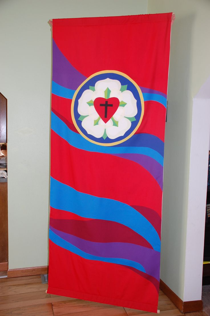 Reformation Banner - Liturgical Art Blog - Blog