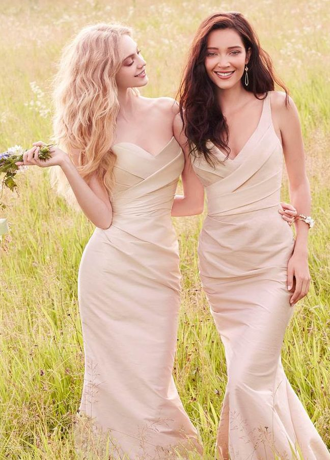 65 best Hayley Paige Occasions Bridesmaids images on Pinterest ...