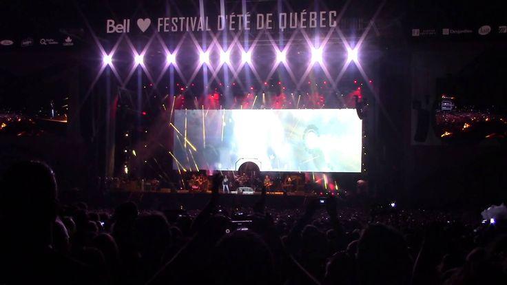 Boston & The Doobie Brothers - festival d'été de Québec (FEQ) - Quebec S...