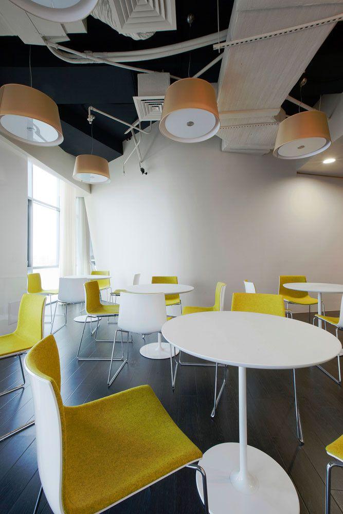 10 Cantines De Bureaux Mieux Quau Restaurant Design OfficesOffice