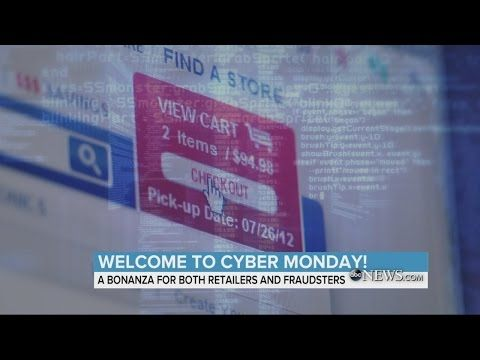 Cyber Monday: The Dangers of Shopping Online | ABC News - YouTube