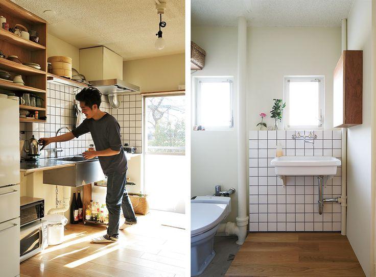 築47年の団地のよさを残す。機能美を携えたシンプルな住まい | スミカマガジン | SuMiKa