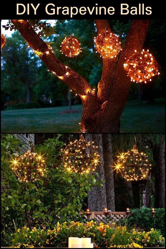 Magical Outdoor Lighting Ideas For Your Garden Or Your Porch Backyard 4445499788 Outdoorlig Outdoor Lighting Ideas Backyards Garden Design Garden Yard Ideas