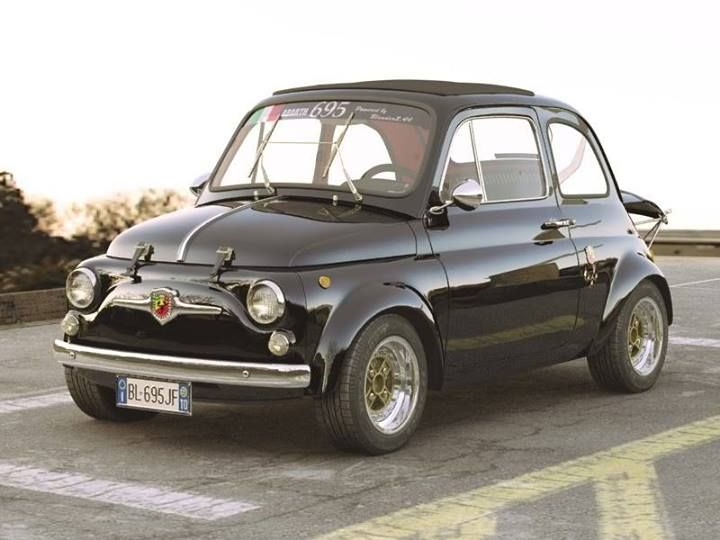 1972 Fiat 695 Abarth