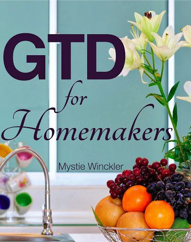 31 Days to GTD for Homemakers: Organize Life, Alleviate Stress, and Increase Productivity | Simply ConvivialSimply Convivial