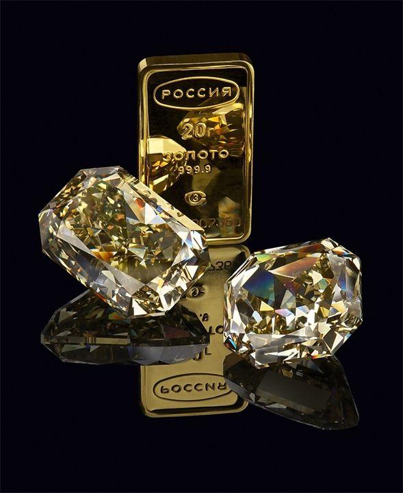 Ювелирные изделия с крупными бриллиантами Alexander's House фото