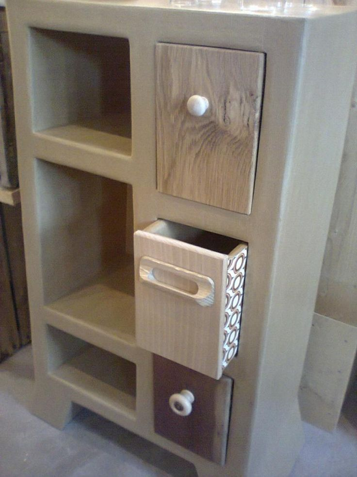 plus de 25 id es uniques dans la cat gorie meuble carton. Black Bedroom Furniture Sets. Home Design Ideas