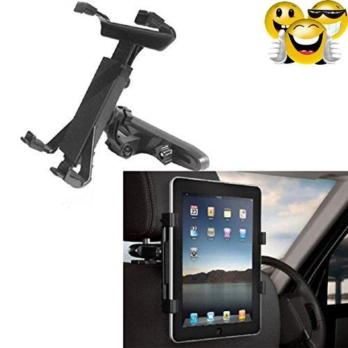 This is car #back seat holder for 7-13 inch tablet, gps, DVD. For example iPad 1/2/3/4/mimi, Samsung galaxy Tab 10.1, Asus Eee Pad Transformer, Google Nexus 7/10...