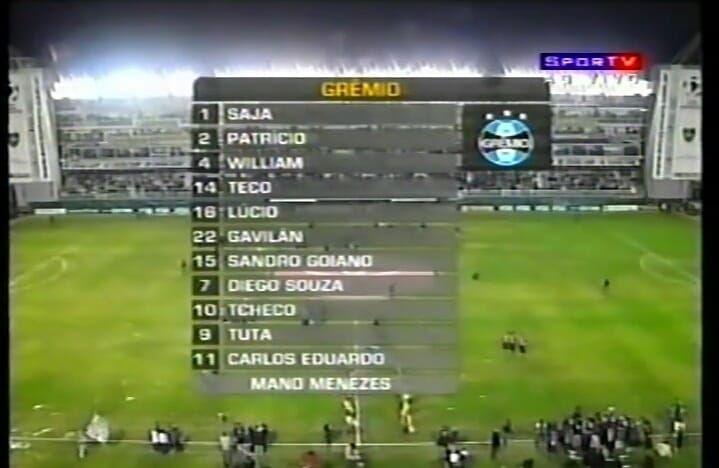 1 428 Curtidas 33 Comentarios Imortal Tricolor Gremio Memorias No Instagram E Esse Time Ai Escalacao Da Final Da Libertadores De 2007 Nunca Fui T