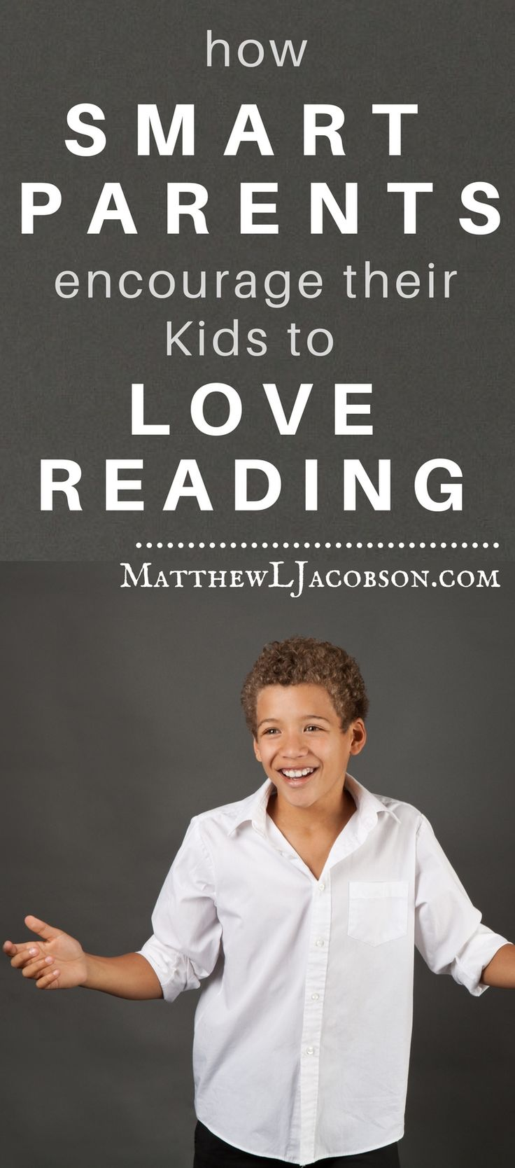 How do successful parents encourage their kids to read? How do we give our…