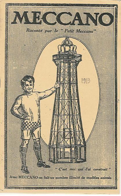 Catalogue vers 1920 ?