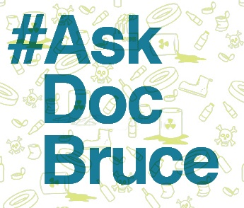 Check out the wrap-up from #AskDocBruce: Trash Talk Edition