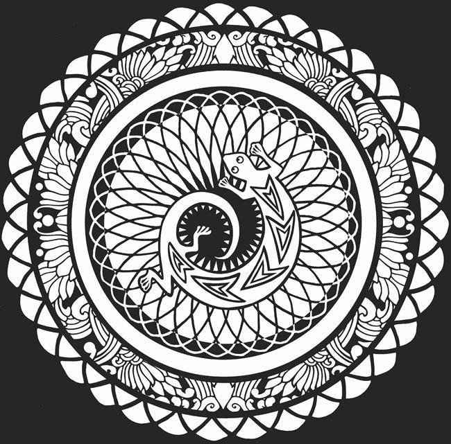 Mandala: Drawing Scuplture Art, Adult Coloring, Paper Art Coloring, Coloring Book, Mandala Inspirations, Healing Mandala, Mandalas