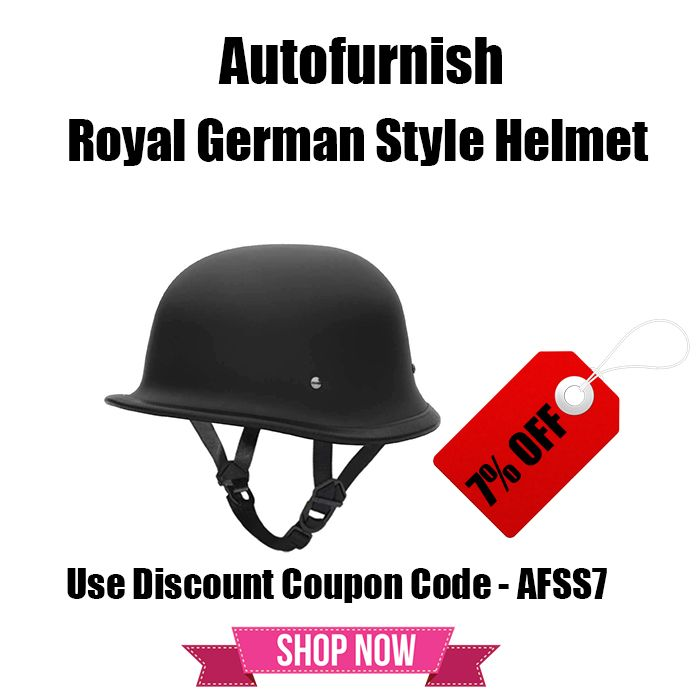 The Great #Summer #Automotive #Sale Get 7% OFF on Royal #German #Style #Helmet With Goggles! #Autofurnish Summer Sale Shop Now @ http://bit.ly/1WaFjk0