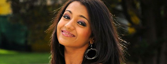 Trisha to act in Balayya's next! - http://bit.ly/1oMjVQM