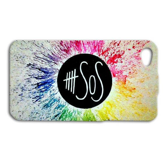 music on iphone 5 sos phone beautiful bright five seconds of summer 2751